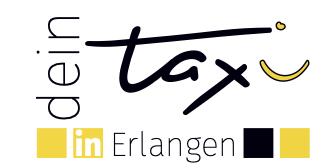 Dein Taxi in Erlangen